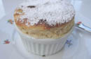 Spiced Quince Souffle