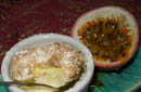 Souffles de Maracuya (Passion Fruit)